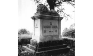 Löwen-Denkmal