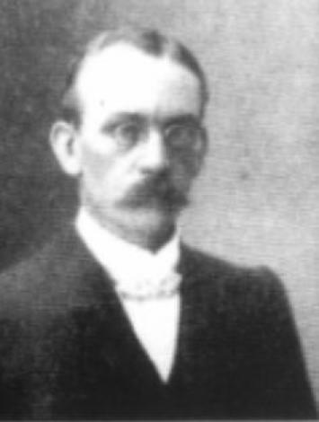 Korspeter, Ernst Heinrich Emil